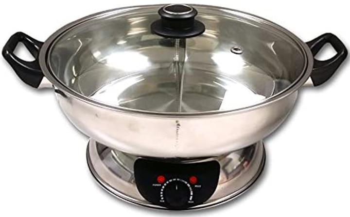 Maxi-Matic 32-Ounce (1-Liter) BPA Free Electric Kettle Hot Pot