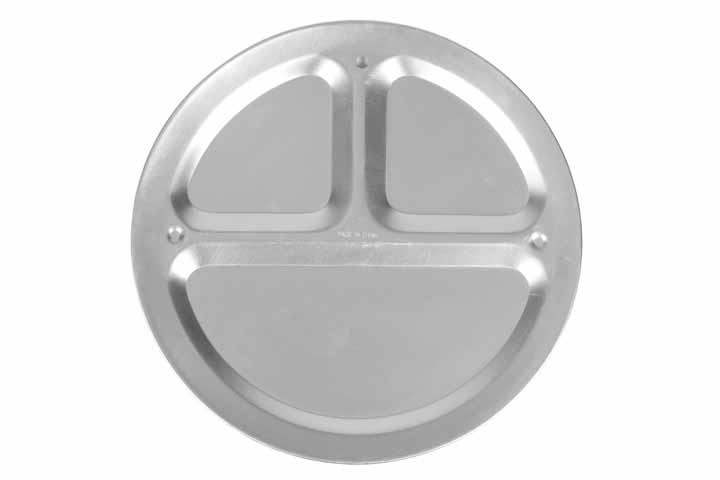 Stansport Compartment Aluminium Camp Plate
