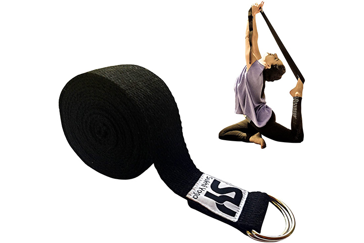 Sukhi Yoga Super Soft Yoga Strap