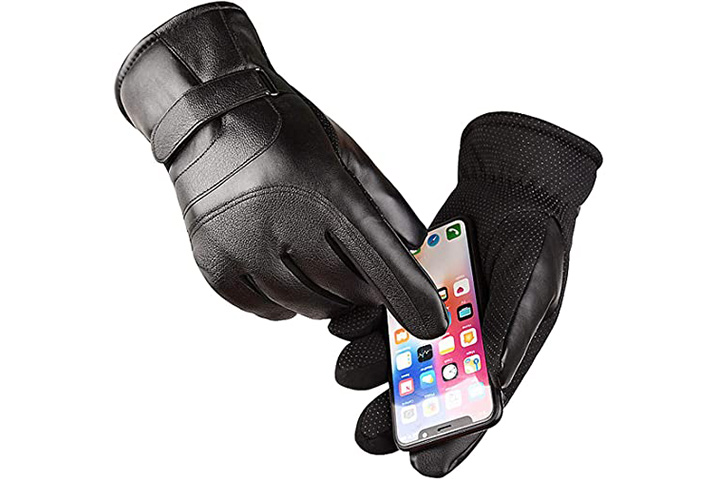 Suxman Touch Screen Winter Snow Gloves