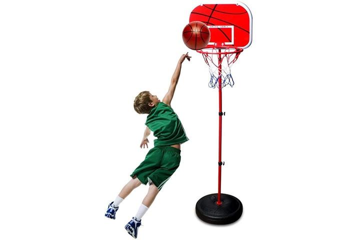 Sweet Time Portable Basketball Hoop For Kids