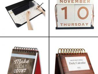 TR: 15 Best Desk Calendars To Buy In 2021