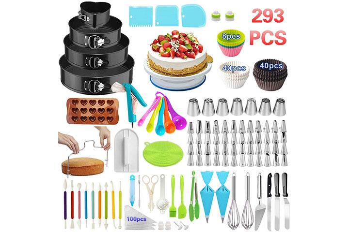 Taiker Cake Decorating Supplies Kit