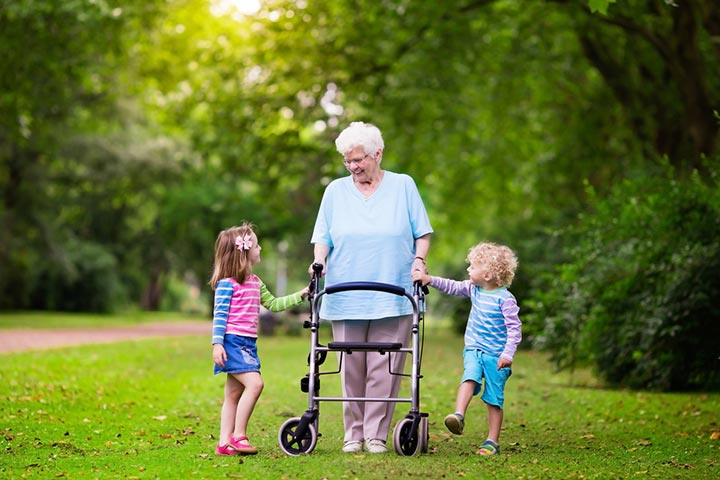 Take care of elders