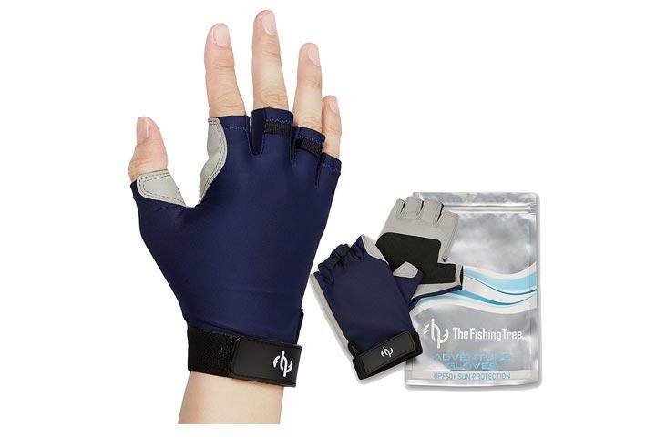 The Fishing Tree Fingerless Fishing Gloves