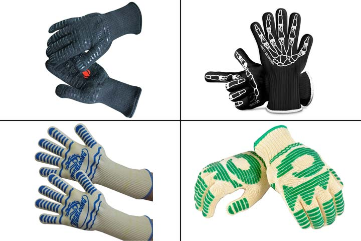 Top 13 Best Heat Resistant Gloves in 2020-2