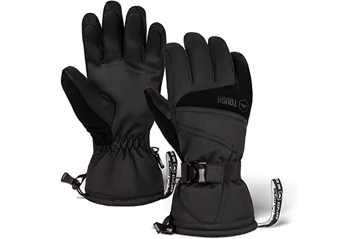 Tough Outdoors Ski & Snow Gloves