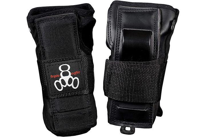 Triple Eight Wrist saver Wrist Guards for Skateboarding