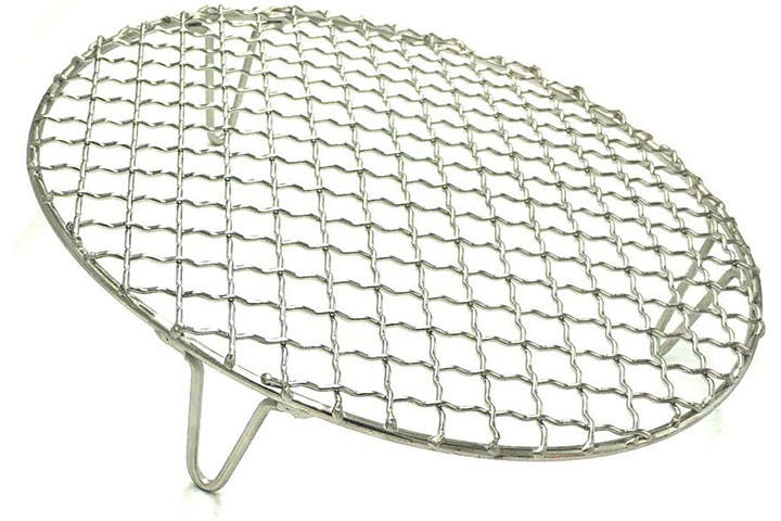 Turbokey Round Canning Rack
