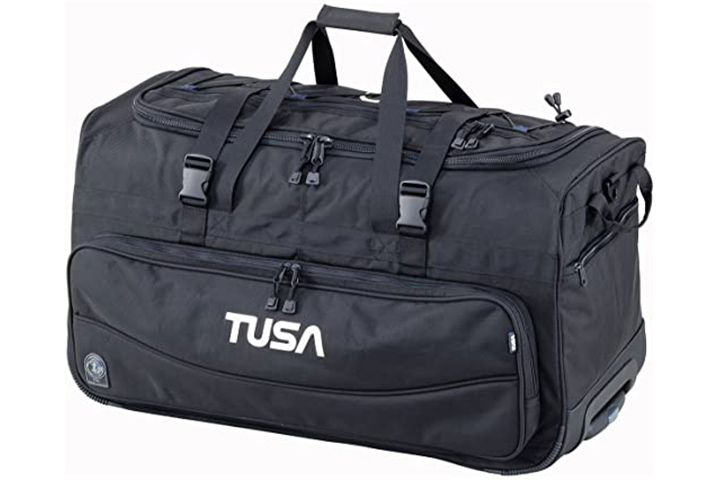 Tusa Dive Gear Roller Duffle Bag