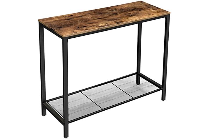 VASAGLE Console Table, Sofa Table, Entryway