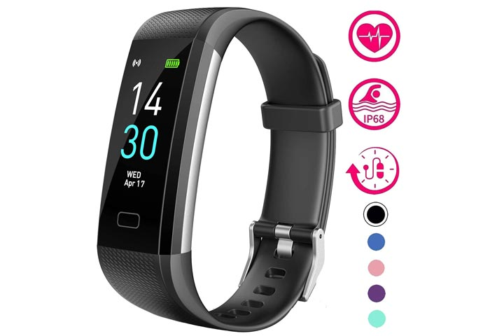 Vabogu Fitness Tracker HR