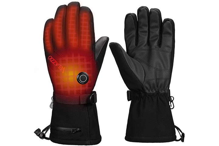 Velazzio Battery Heated Gloves