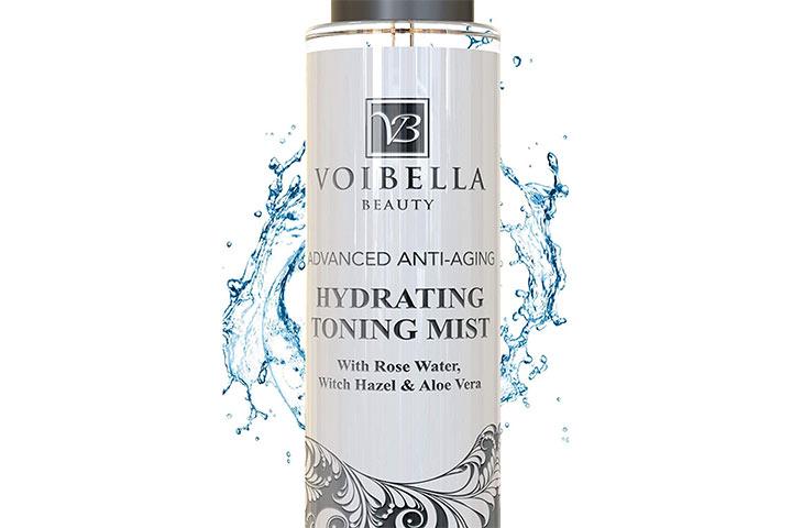 Voibella Beauty Advanced Anti-Aging Hydrating Toning Mist