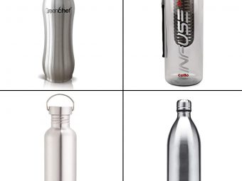 13 Best Water Bottles In India