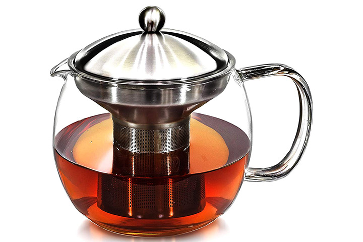 Willow & Everett TeaPot with Infuser