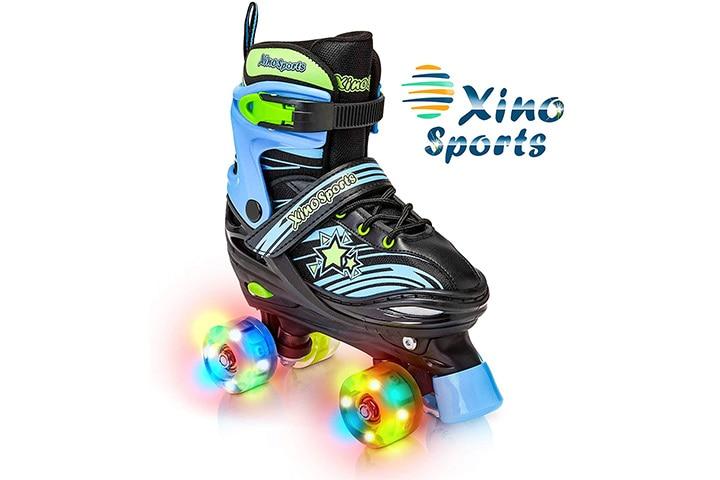Xino Sports Adjustable Kids Roller Skates