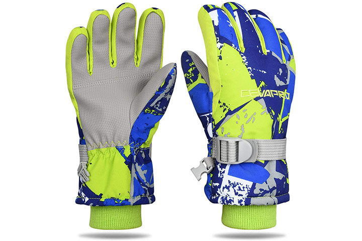 Yobenki Ski Gloves