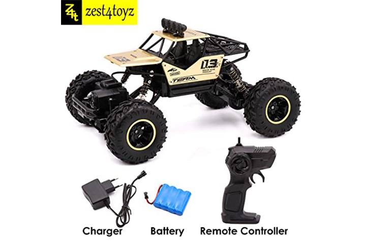 Zest 4 Toyz 118 Monster Racing Car