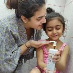Mom & World Baby Wash - Tear Free Gentle Cleansing For Hair & Body-Softens and hydrates the skin-By geetarora