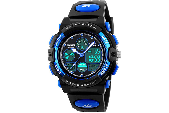 eYotto Kids Sports Waterproof Watch