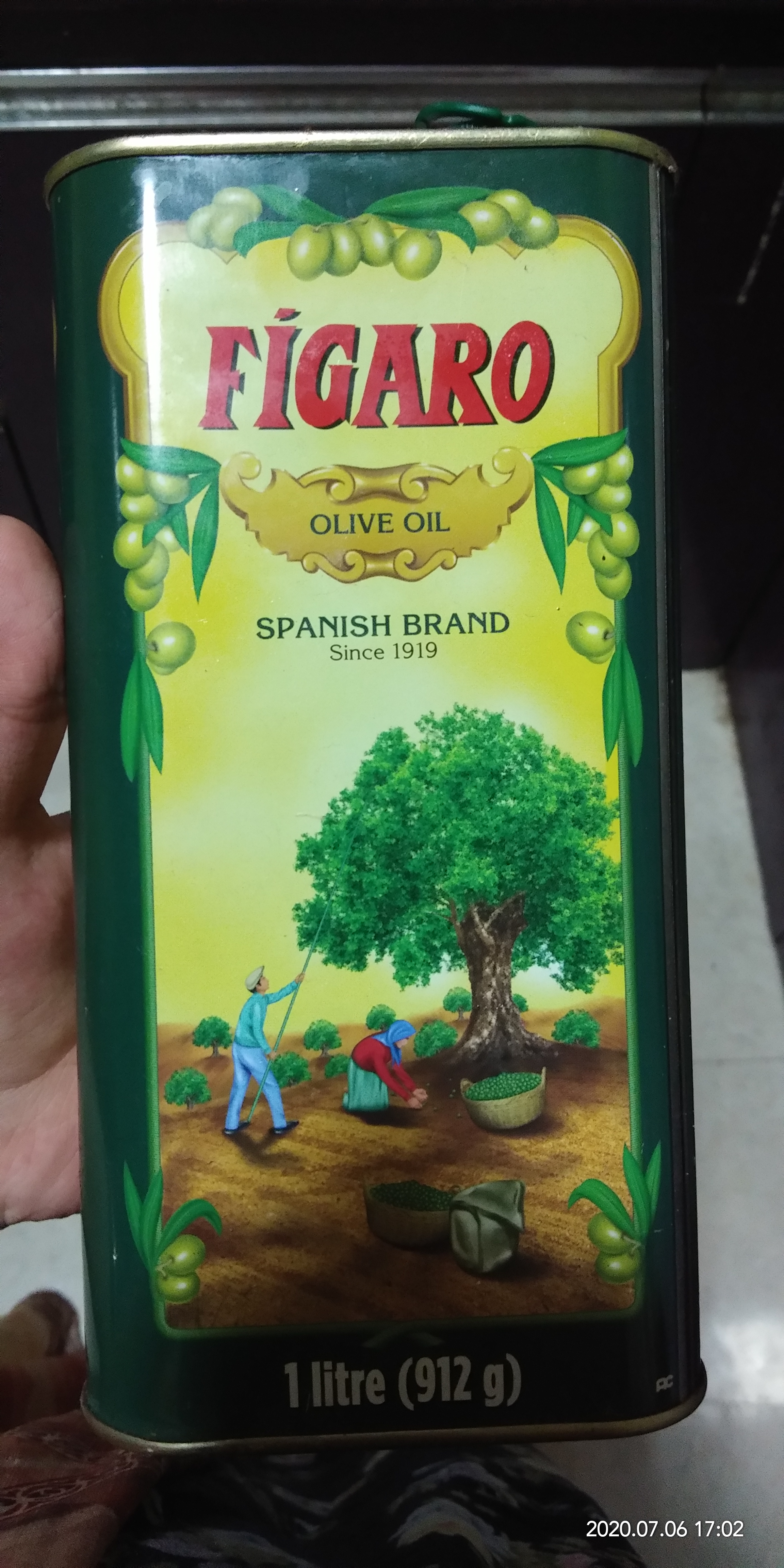 Figaro Baby Massage Olive Oil-Good for all ages-By arsalanuss