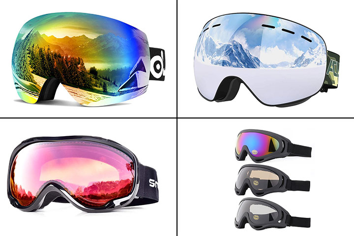 11 Best Anti-Fog Ski Goggles