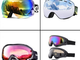11 Best Anti-Fog Ski Goggles Of 2021