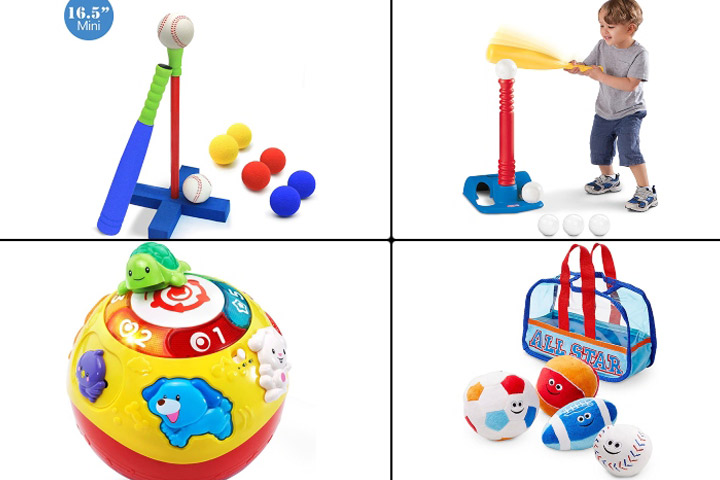 11 Best Ball Toys For Toddlers
