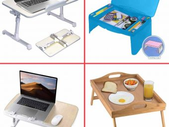 11 Best Bed Tray Tables To Buy In 2020