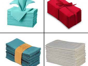 11 Best Cloth Napkins To Buy In 2020