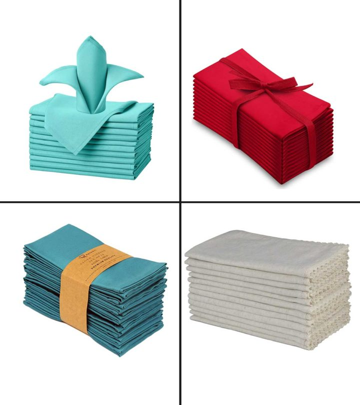 11 Best Cloth Napkins To Buy In 2020-1
