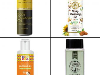 11 Best Coconut Oils In India For Baby Massage In 2021