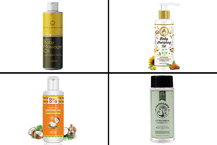 11 Best Coconut Oils In India For Baby Massage In 2020