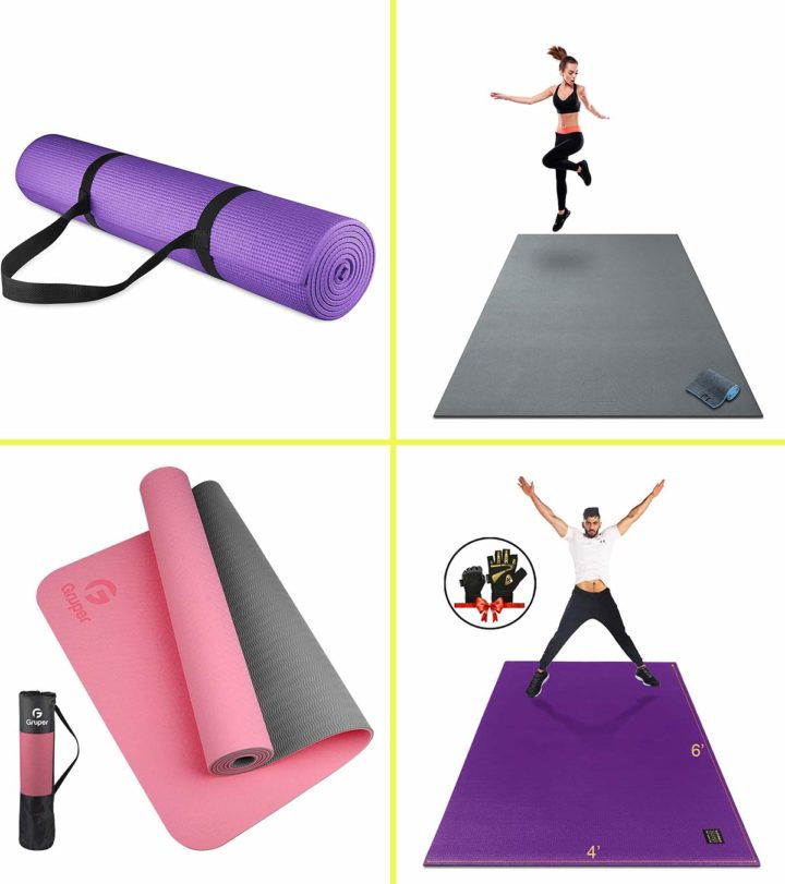 Best Exercise Mats For All Your Floor Exercises in 2020