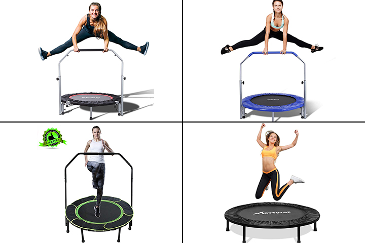 11 Best Fitness Trampolines For A Healthier Living