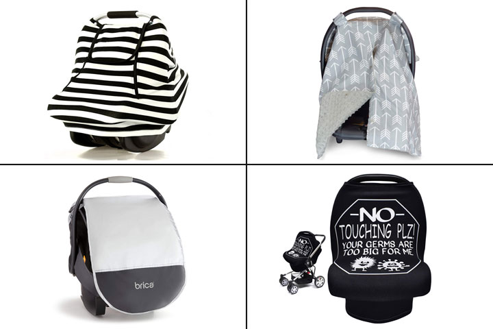 11 Best Infant Car Seat Covers In 2020-1