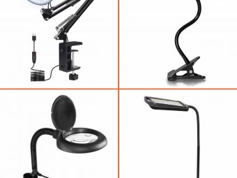 11 Best Magnifying Lamps In 2020