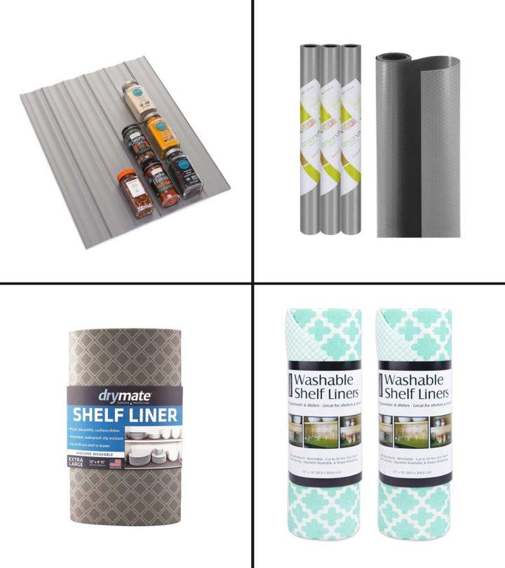 11 Best Shelf Liners To Buy In 2020-2