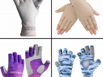 11 Best Sun Protection Gloves In 2020