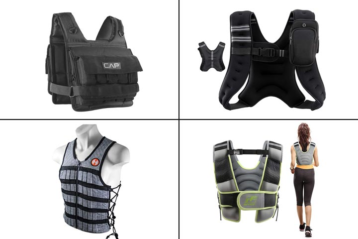11 Best Weighted Vests To Buy In 2020