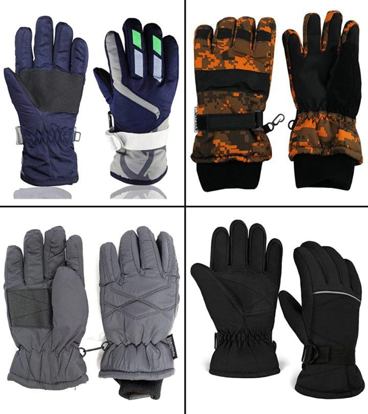 11 Best Winter Gloves For Kids In 2020
