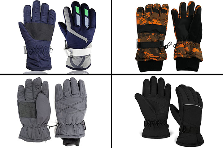 11 Best Winter Gloves For Kids In 2020
