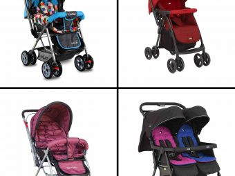 13 Best Baby Strollers To Buy In India In 2021
