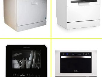 13 Best Countertop Dishwashers In 2021