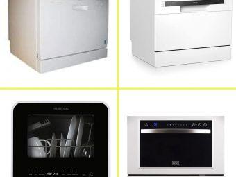 13 Best Countertop Dishwashers In 2021