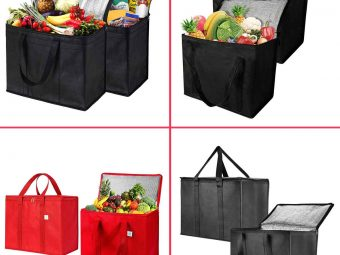13 Best Food Delivery Bags To Buy In 2021