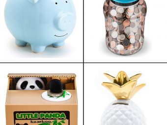 13 Best Piggy Banks To Buy In 2020