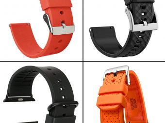 13 Best Rubber Watch Straps of 2021