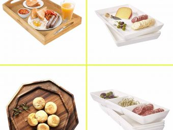 13 Best Serving Trays To Buy In 2021